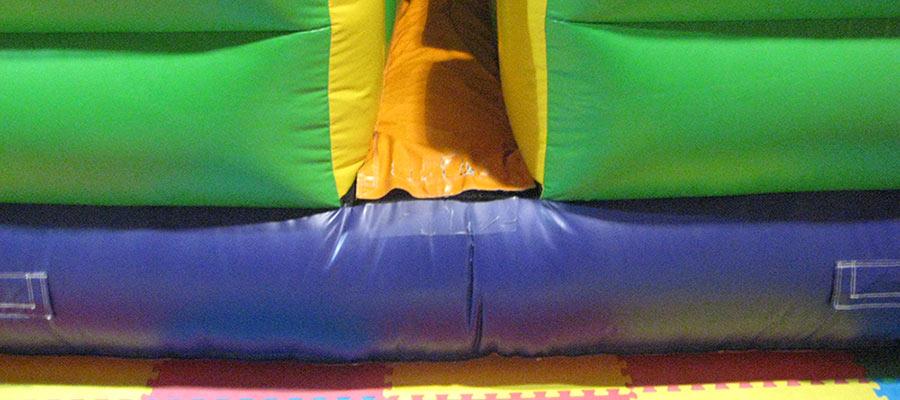 Bounce House Repair Example